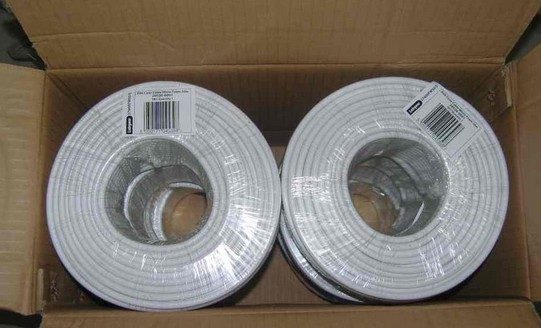 RG6 Coaxial Cable for CCTV Camera Cable