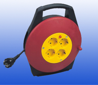 cable reel medium voltage power cables