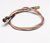 Coaxial Cables RF Cable Assemblies bnc female to smb female cable RG316