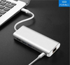 USB 3.0 Hub 4 Ports 5Gbps High Speed Hubusb Portable USB Hub