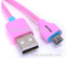 Micro USB Charging Cable For Samsung HTC LG Sony