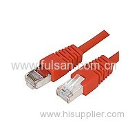 Hot selling 8p8c UTP cat5e & Cat6 Patch Cord with RoHS UL standards