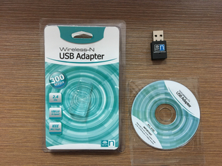 Customized Logo 300mbps Wireless Mini Usb Wifi Adapter