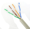 RJ45 8P8C network cable 26awg 4pairs twisted cat5e patch cord ethernet lan cable