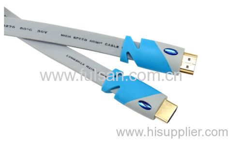 Wholesale High Speed 1080p 4k Flat Hdmi Cables