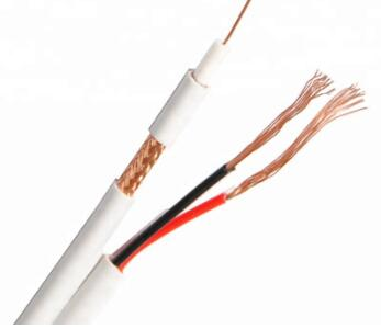 4K HD RG59 Coaxial Cable Rg59+2C for CCTV High Quality 305m Coax Cable RG59 Made In China