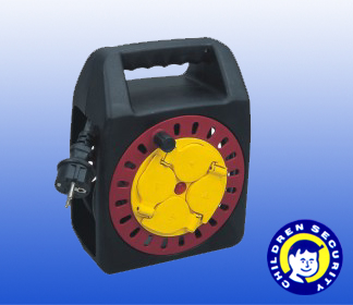 German type 15m Electric Cable Reel