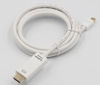 1.8m 6FT Thunderbolt Mini DisplayPort Display Port mini DP Male to HDMI Male Converter cable For Apple Mac Macbook Mac Pro