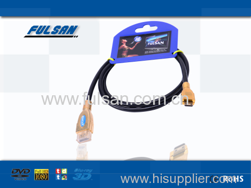 high quality mini hdmi cable for tablet with type C to type C