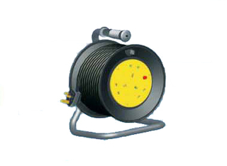 electrical cable reel stands