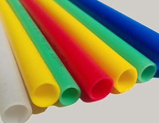 HDPE DB Series Tube Bundle 3-ways 14/10mm PE Sheath 1.2mm With Trace Wire