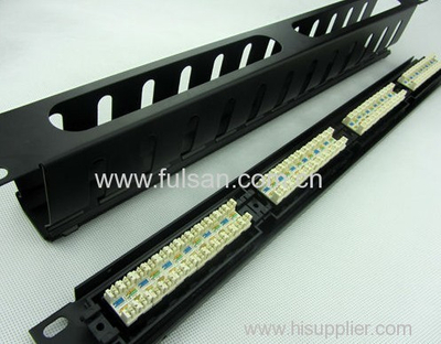 FTP/UTP CAT6 Patch Panel