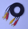 3 rca cable to 3 rca cable for audio