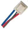 Factory direct sale wire harness 3 6pin JST/Molex housing connector cable assembly with protection tube