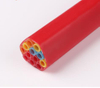 Free Sample HDPE Tube Bundle 7 Way 12/8mm Low Friction Micro Duct