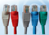 Computer Use RJ45 Connector PVC Jacket Copper Wire Cat 5e 6 Cat5e Cat6 UTP FTP Indoor Network Cable Patch Cord