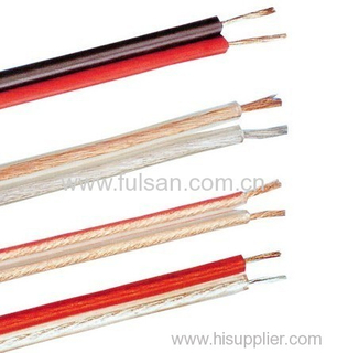 High Quality Red and Black Audio Speaker Cable 16AWG 14AWG 12AWG