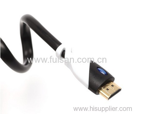 Gold Plated HDMI Cable For PS4 Ethernet