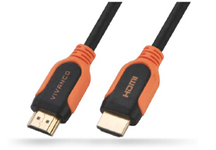 High Speed 1.4V/2.0V 1080P HDMI Cable support 3D