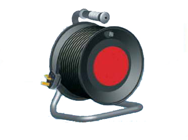 cable reel for vacuum cleaner