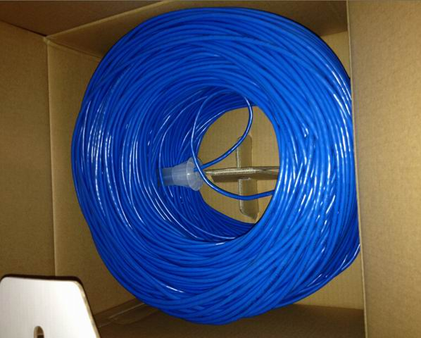 High Speed 1000FT UTP/FTP/SFTP Cat6 Ethernet Cable Lan FTP Network