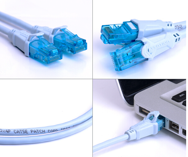 Factory Supplier RJ45 Patch Cord Communication Cable