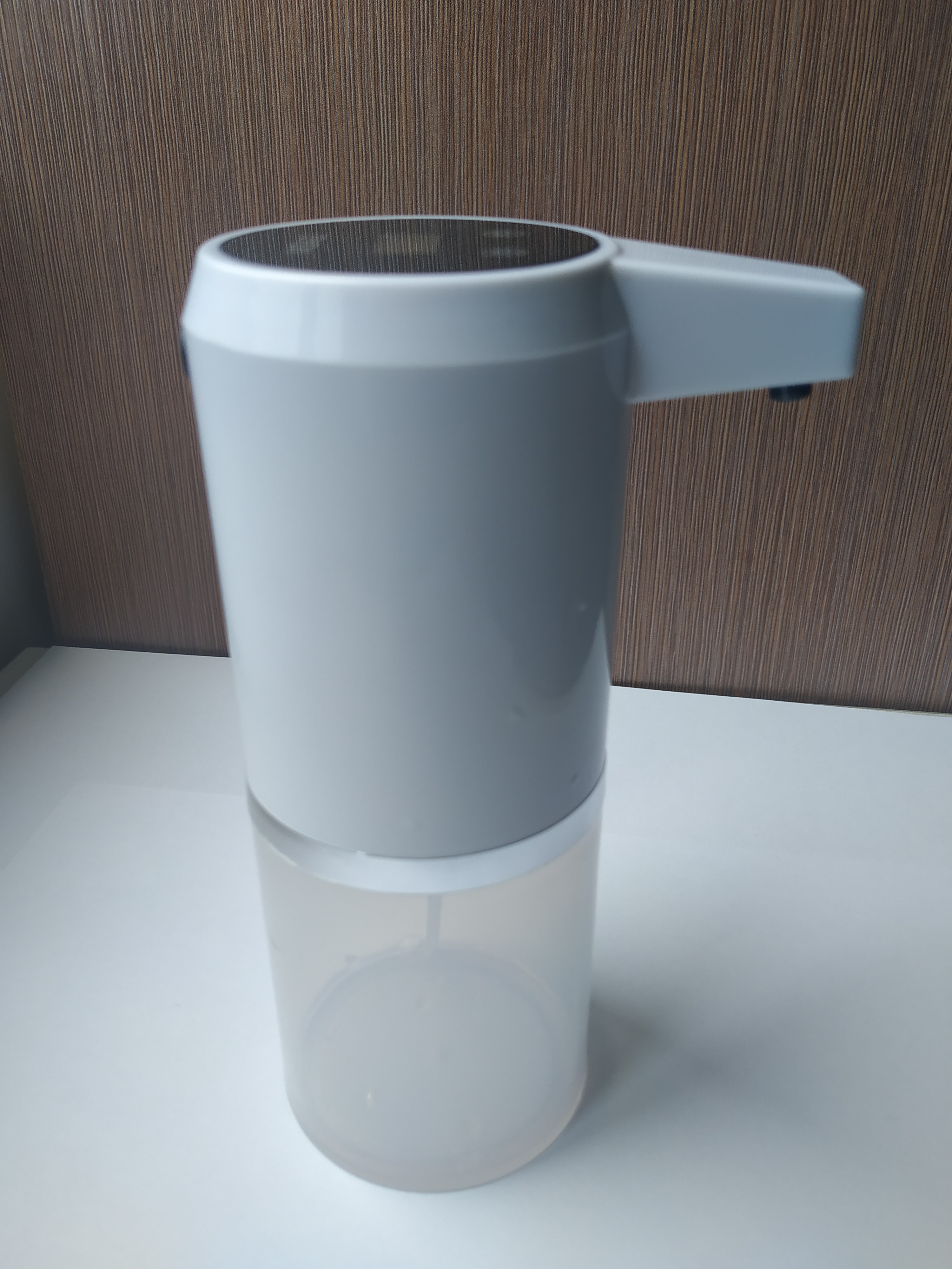 Hands Free Stainless Steel Automatic Touchless Sensor IR Soap Liquid Dispenser