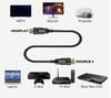 HDMI Cable 2.0 Optical Fiber HDMI 4k 60HZ Cable HDMI for HDR TV LCD Laptop PS3 Projector Compute
