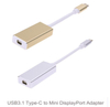 USB 3.1 Type C To Mini DP Adapter 4K Connector for Macbook